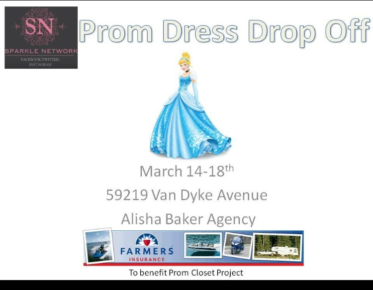 prom dress donate week 2016